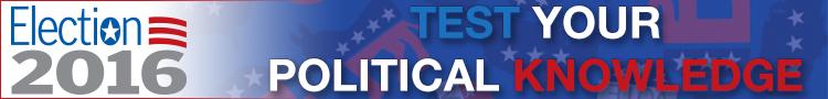 2016 Election Quizzes
