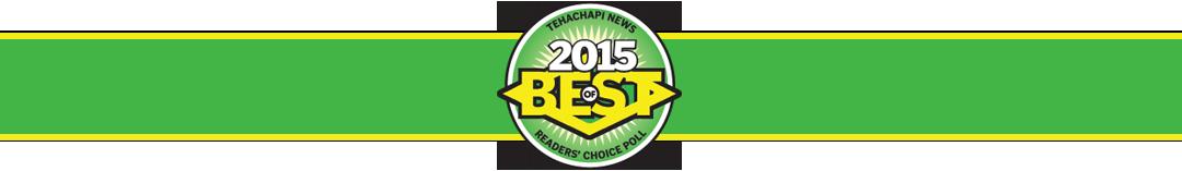 Best of Tehachapi 2015