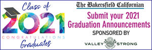 Submit your 2021 high school graduation photos