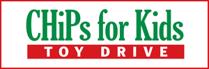 CHiPs for Kids 2018 Toy Drive