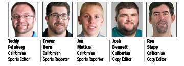 BVarsity Football Beat the Experts 2018: Experts Panel