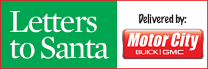 Submit a letter to Santa and win tickets to CALM